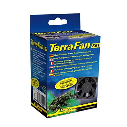 Lucky Reptile TF-1 Terra - Ventilador para terrarios