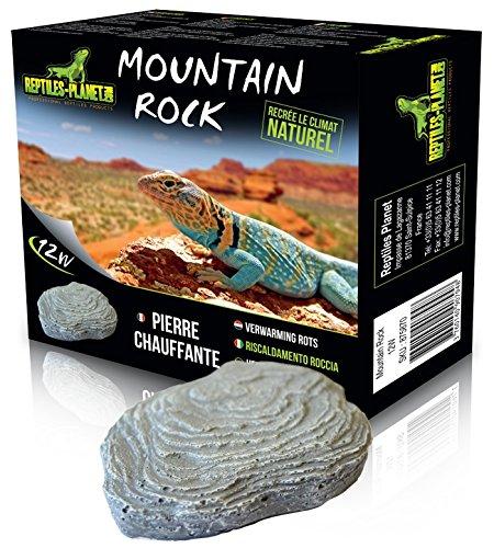 Piedra calefactora para reptiles=